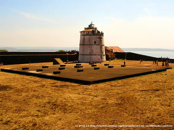 Things to do in Goa - Visit to Fort Aguada