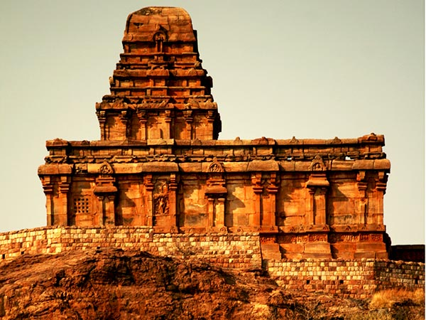 Things to do in Badami - Visit Meguti Hill in Aihole