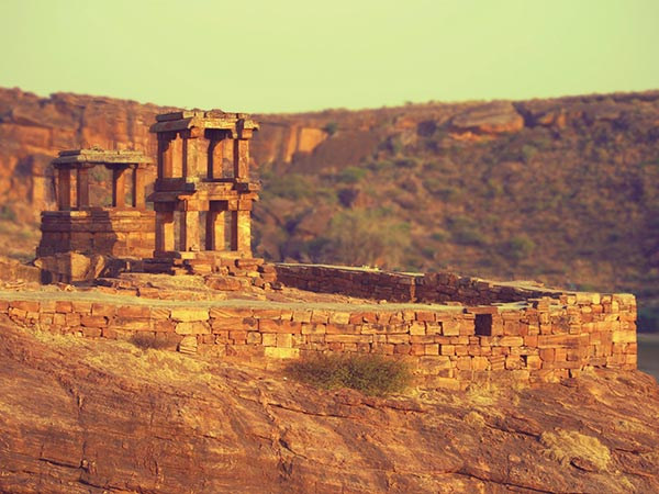 Things to do in Badami - Explore the ruins of the Chalukya Empire