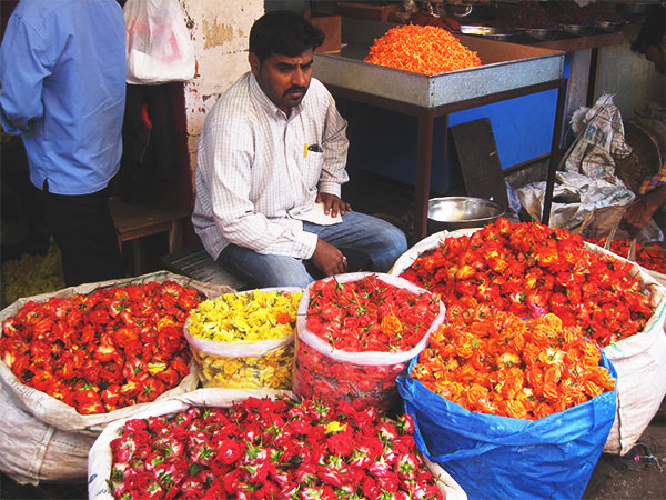 Devaraja market tops the list of things to do in Mysore