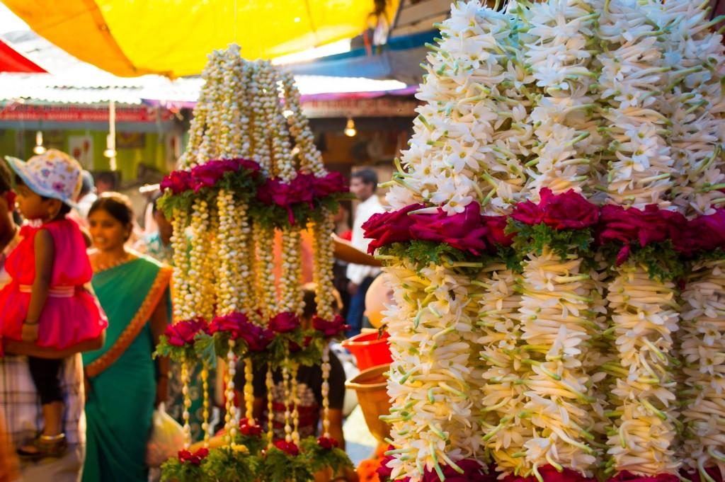 Devaraja Market - the best free thing to do in Mysore