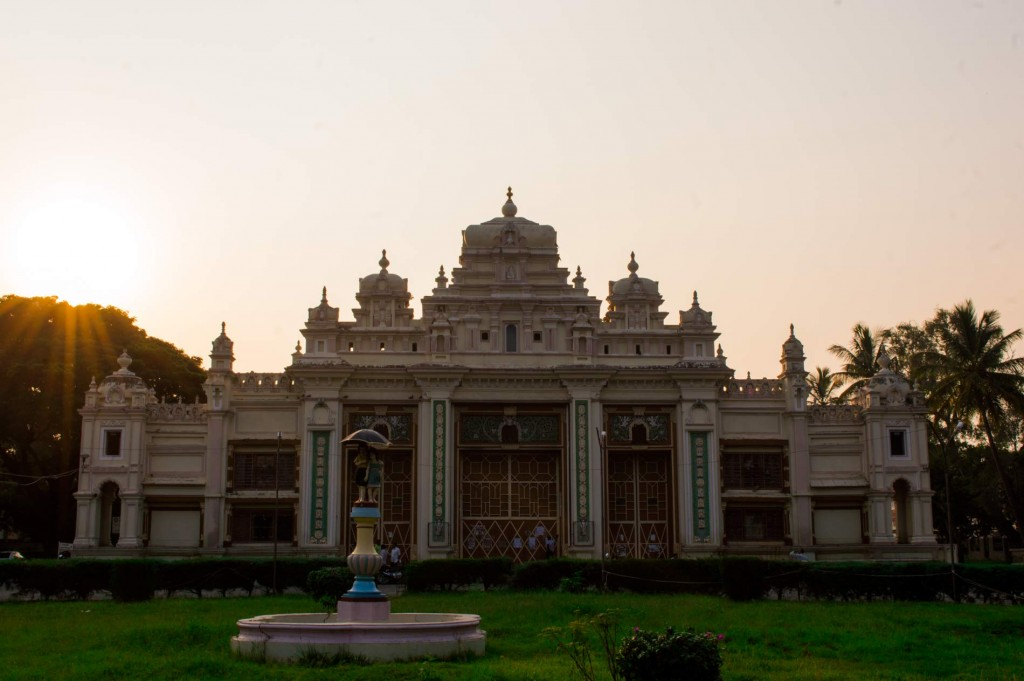 One of the things to do in Mysore is to visit the lesser known palaces.