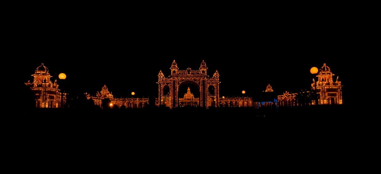 Mysore Palace goMowgli