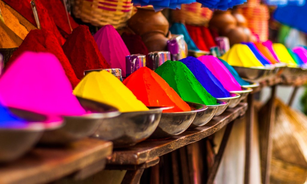 Free thing to do in Mysore - the market visit