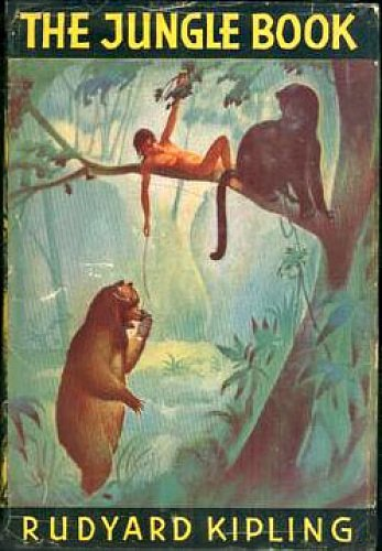 Jungle Book - Possibly the most famous of books on India