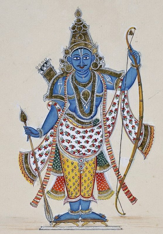 Rama, the mythical perfect gentleman, is a role model for how a man ought to be. Some thing for men to learn while travelling in India.