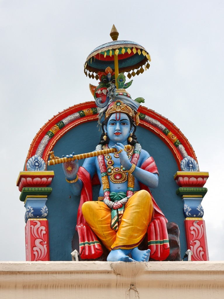 Lord Krishna is the ultimate strategist. And quite a player too. And men tend to follow him more than Rama.