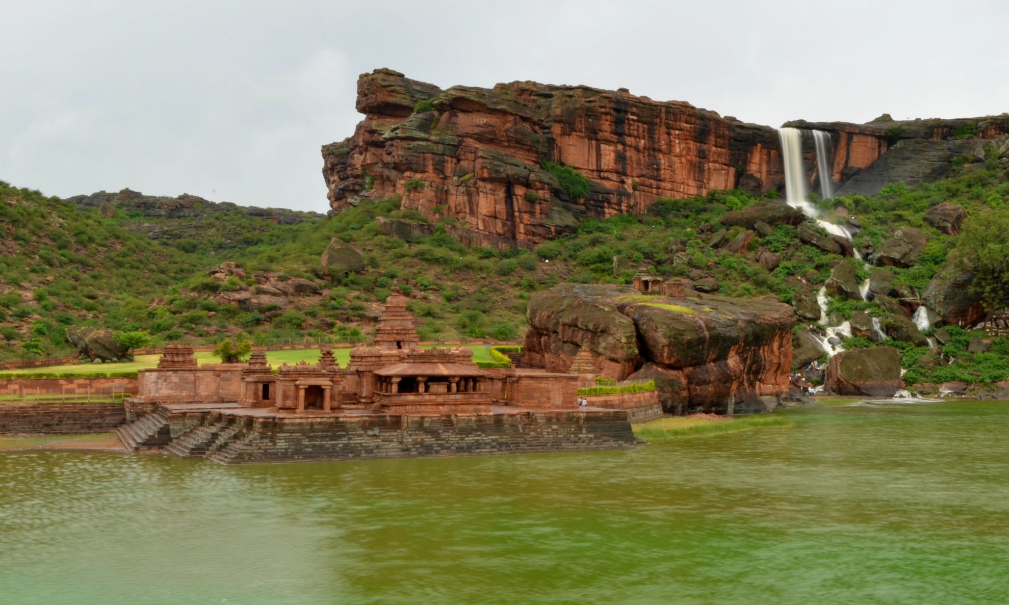 Bhutanatha Temple at Badami