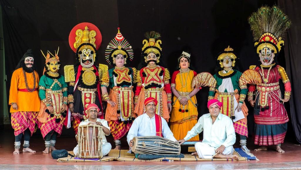 Yakshagana of Karnataka