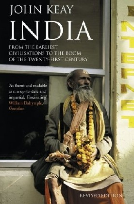 One of the best books on India and its history