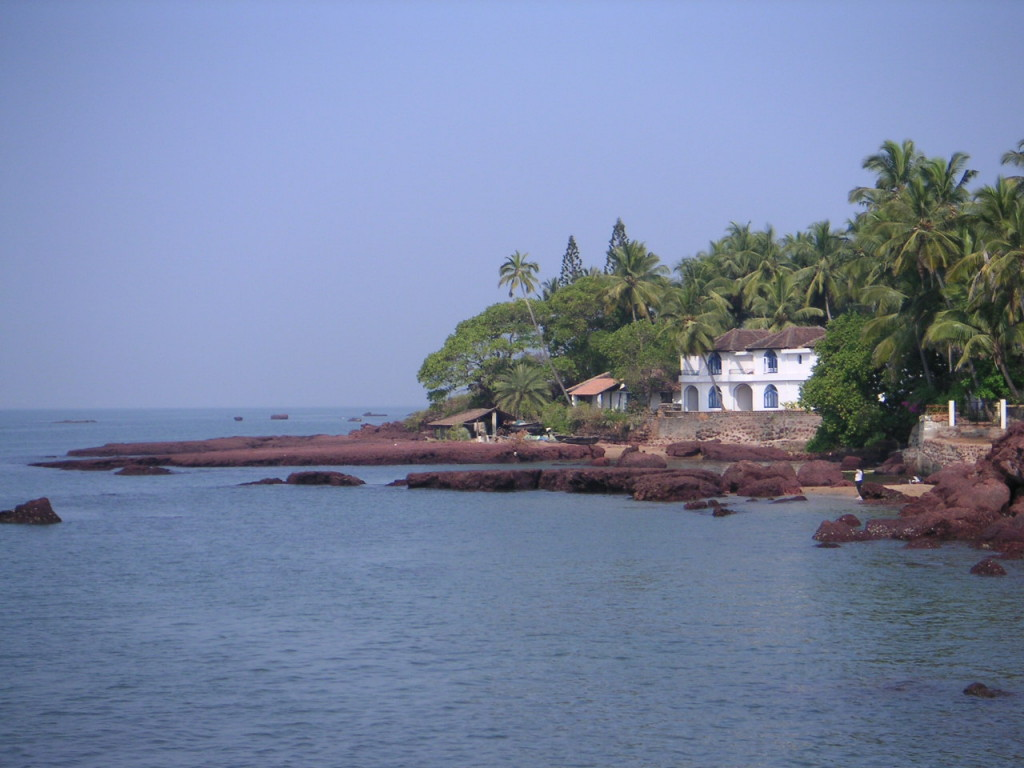 Susegad at Goa on goMowgli's South India Tour