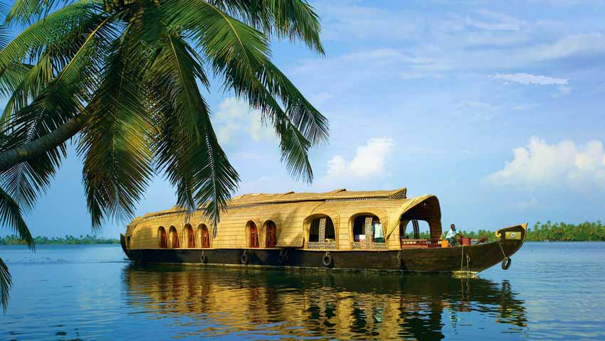 Announcing goMowgli's South India Tours - includes the houseboats of Kerala