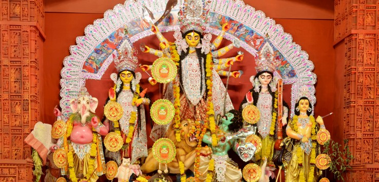 Dussehra and Durga Puja in India