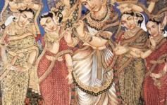 INDIAN ART & MYSORE PAINTING