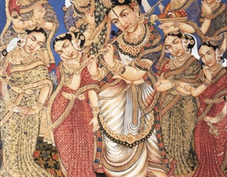 INDIAN ART & MYSORE PAINTING
