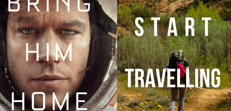 The Martian - another reason to travel