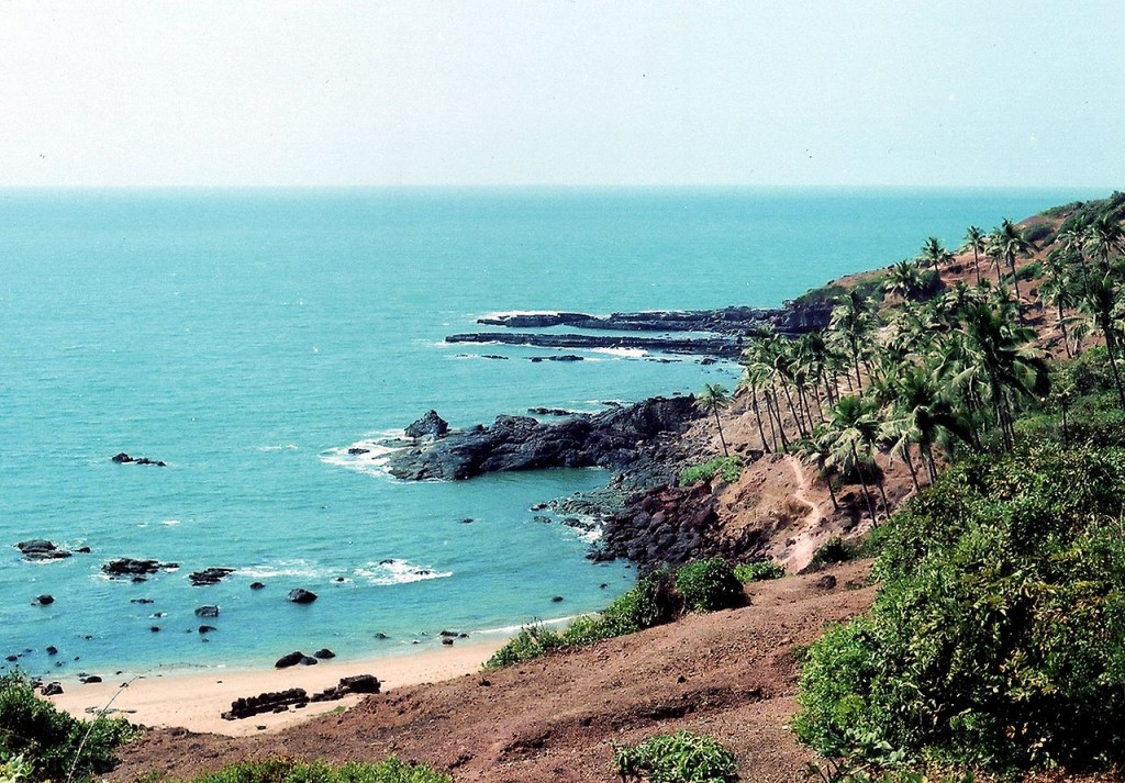 Guide to Goa needs to mention the famed coastline