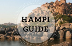 Hampi guide helps you get around the place at ease