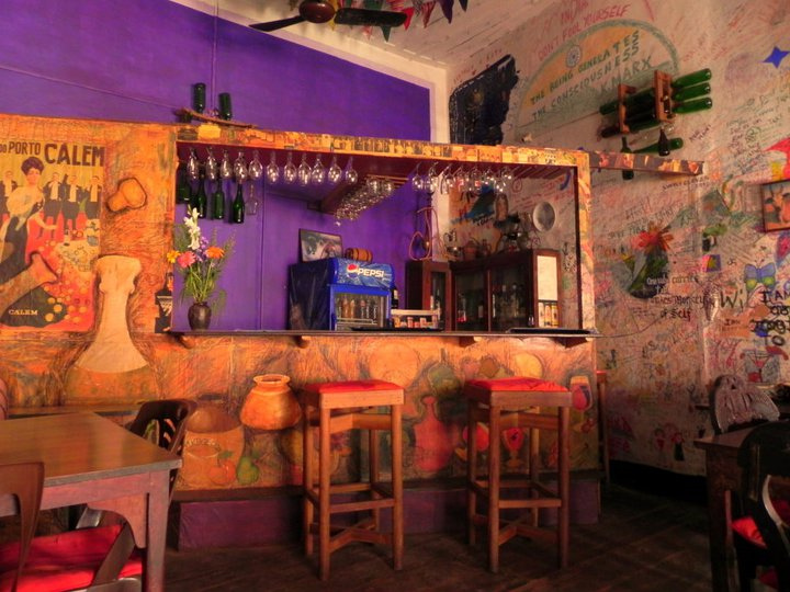 A guide to Goa will be incomplete without a mention of this pretty restaurant
