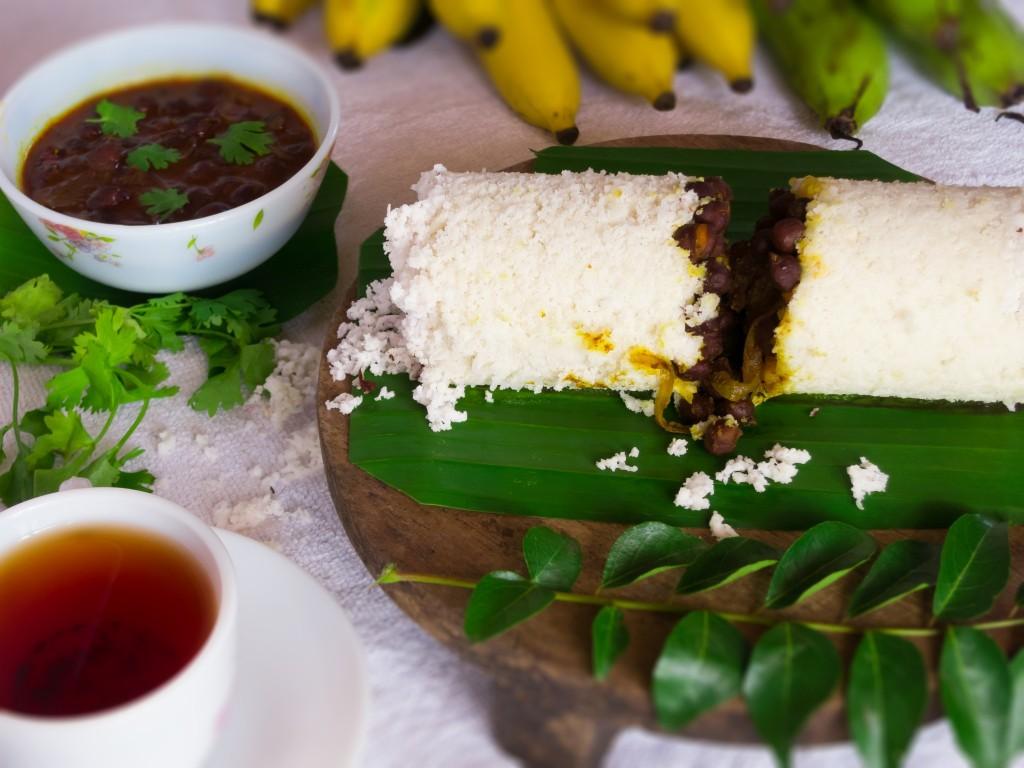 Ultimate guide to Kochi - Taste some Puttu