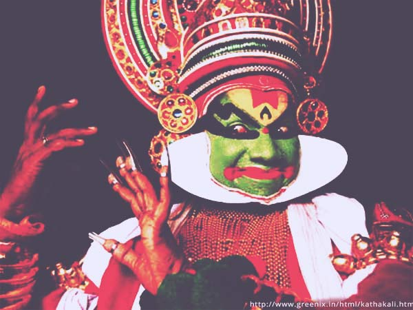 Things to do in Cochin - Watching a Kathakali performance