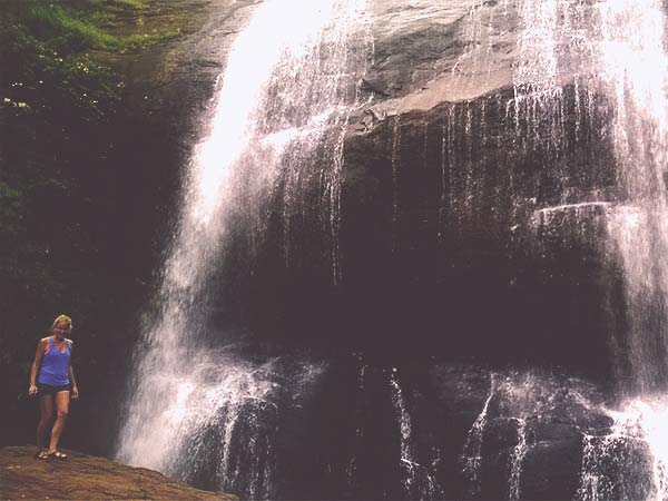 Coorg tour itinerary should include Iruppu falls
