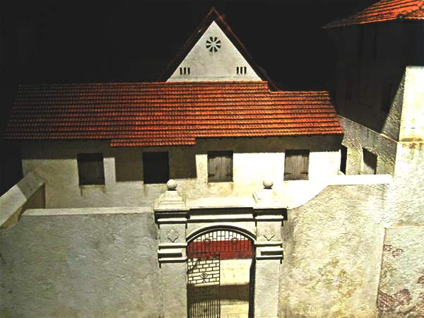 A visit to the Synagogue is a must during the Cochin city tour