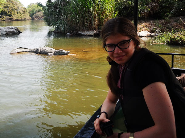 Go crocodile spotting while in Mysore