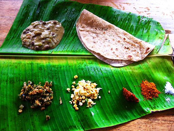 A 15 course meal awaits you on Mysore city tour