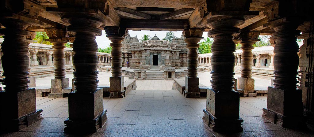 Monuments, like Somanathapura, are a must see if you seek cultural tours in India